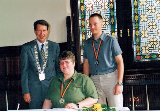 2001 WM Hannover